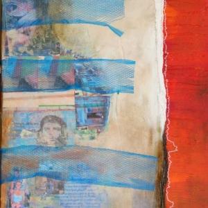 Kuba1, rechts, 50 x 150 cm