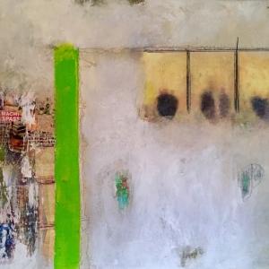 Boys in Mirrors, 140 x 100 cm