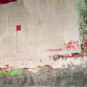 thebigquestion, 140 x 100 cm
