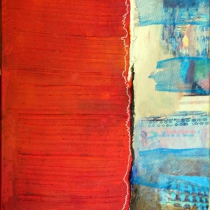 Kuba2, links, 50 x 150 cm